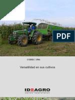 Catálogo Cosechadora - Ideagro
