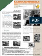 INTERAGIR NOS/COM OS ESPAÇOS MULTIRREFERENCIAIS DE APRENDIZAGEM NA EDUCAÇÃO DE ALUNOS COM NECESSIDADES EDUCACIONAIS ESPECIAIS