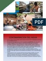 Contaminacion Del Agua Aa