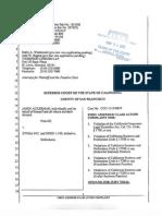 Ackerman v Zynga complaint