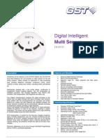 Smoke Detector Data Sheet Model DI-9101