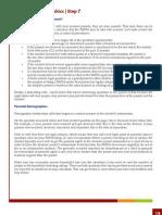 FAFSA Help Step 7- Parental Demographics