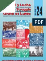 Unidad y Lucha 24