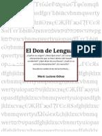 Don de Lenguas - Luciano Ochoa