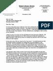 U.S. Sen. Inouye's letter to UH regents