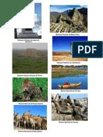Santuarios y Reservas Nacionales