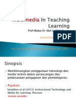 Multi Media in Education