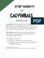 Postegasm Collection - Volume Calvinball