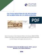 cultivosindustrialesdeaplicacionNOalimentaria_UNIONEUROPEA