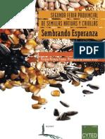LIBRO Segunda Feria Semillas