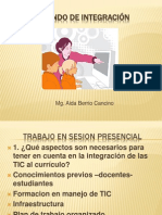 Integracion Curricular de Las Tic(1)