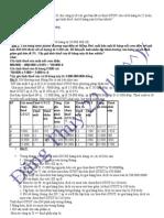 100 bài tập và bài giải môn thuế