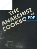 The Anarchist Cookbook by William Powell (1971)