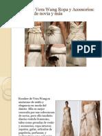 Comprar Vera Wang Ropa y Accesorios vestidos de novia y más