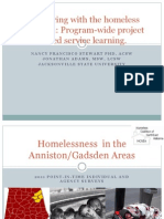 Partnering with the Homeless Coalition