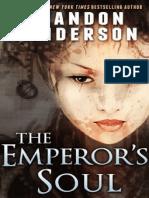 The Emperor's Soul - Brandon Sanderson (PDF)