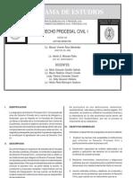 232 Derecho Proc Civil I