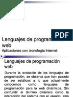 lenguajesdeprogramacinweb-091013130651-phpapp01