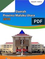 Statistik Maluku Utara Th 2010 (Final)