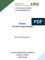The Free-Trade Paradox