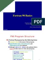 F90 Basics