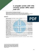 Jurnal Protein
