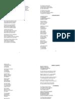 Libro de Cantos Actualizado Sept2010
