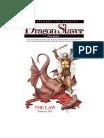 Peter J. Peters - The Dragon Slayer-Volume 8, 2012