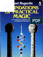 Israel Regardie Foundations of Practical Magic Israel Regardie 1979