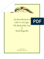 Israel Regardie Introduction to Liber Legis Israel Regardie