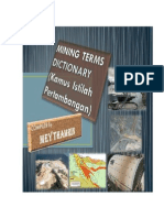 Kamus Istilah Pertambangan_mining Terms Dictionary