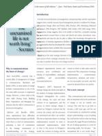 Konsep Framework Komunikasi