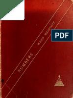 Wynn Westcott Numbers 1890