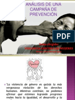 Análisis de una campaña de prevención_VIOLENCIA DE GÉNERO