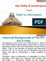 15(A) Right to Information