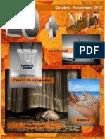 LO+DESTACADNº17 Septiembre - Octubre 2012