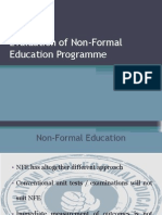 Evaluation of Non-Formal Education Programme.pptx