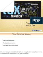 Taxes in India