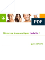 Produits Herbalife Cosmetiques