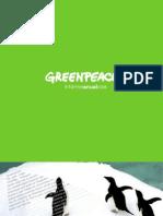Informe Anual de Greenpeace 2006