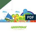 Informe Anual de Greenpeace 2007