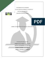 DERECHOS CULTURALES Y EDUCATIVOS Definitivo de Trabajo Constitucional 3ro