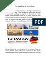 5 Best German Tourist Attractions