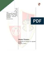 Dosier scribd acreditación profesor de seguridad privada