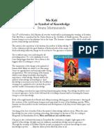 Maa Kali - the Symbol of Knowledge