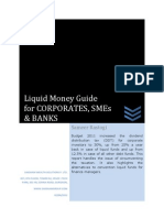 Liquid Money Guide for Banks, Corporates and SMEs