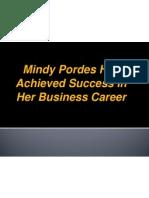 Mindy Pordes