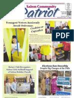 Salem Community Patriot 11-9-2012