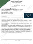 CA - 2012-11-7 - TvO - MINUTE ORDER Dismissing Petition