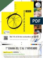 Semana Ciencia 2012 - Reducido